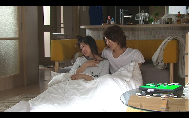Last Cinderella - The morning after, Sakura flirts with Hiroto