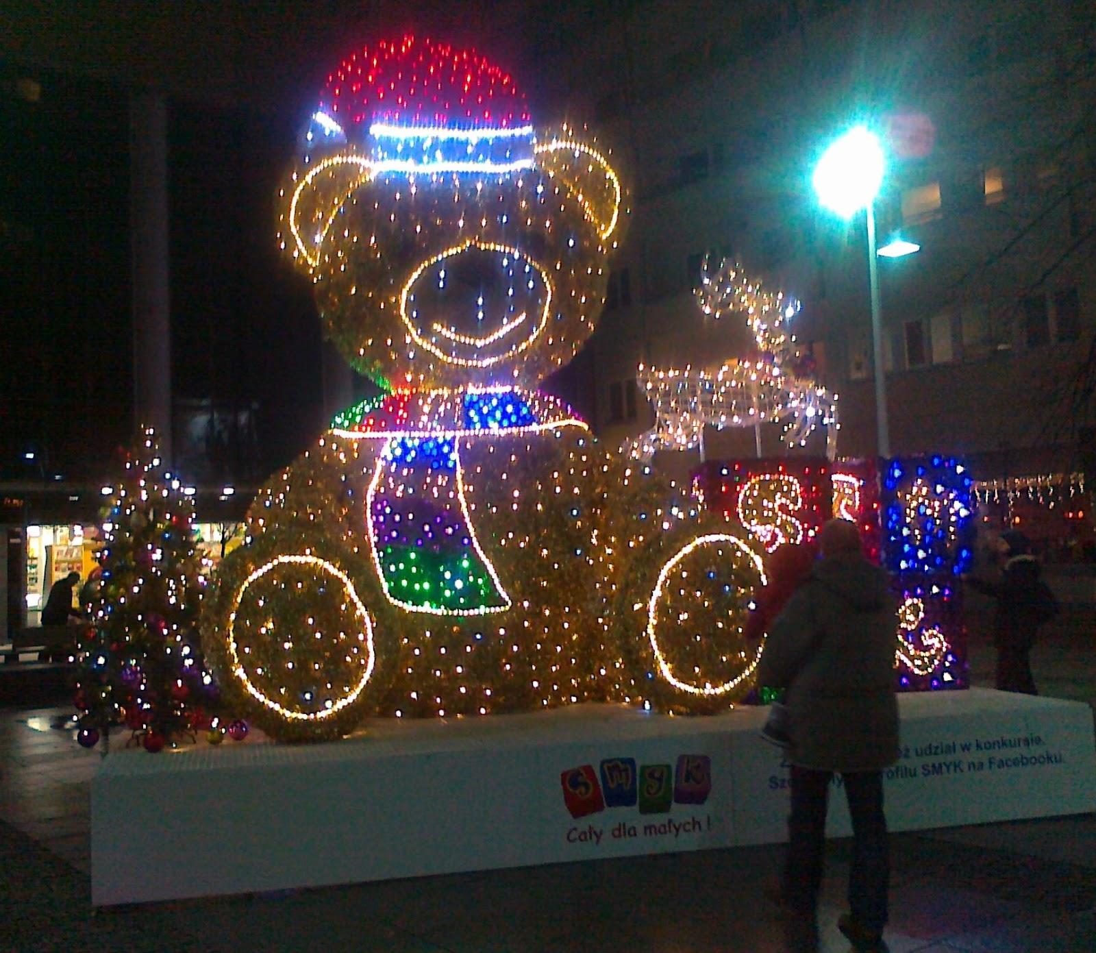 Pat Papertown 2: Warsaw (Poland): Christmas Decorations Surviving ...