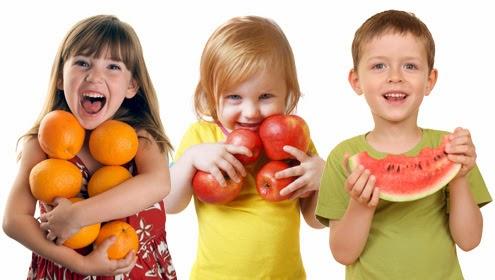 Dinh dưỡng cho trẻ em