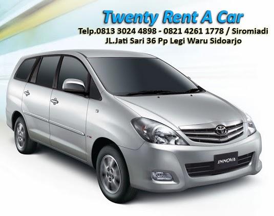Twenty Rent A Car - Jasa Rental Mobil Surabaya