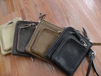 TTK x Dress Code leather 第三彈 Buffalo Leather - Mini Wallet