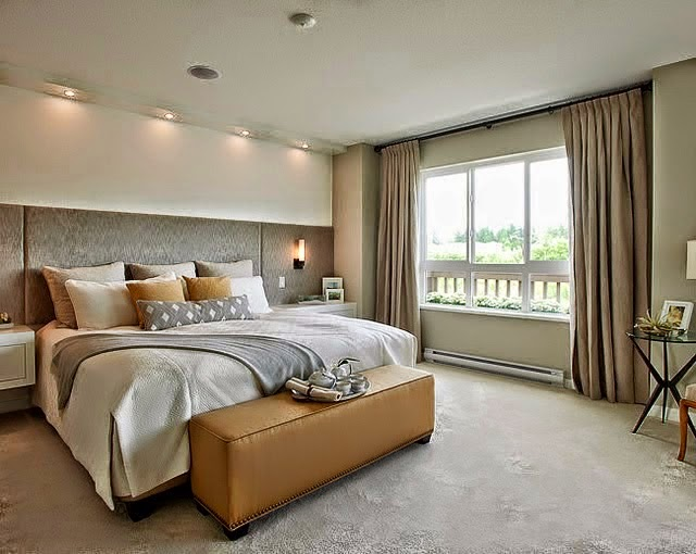 Interior Kamar Tidur Mewah Ala Hotel Berbintang Lima.txt