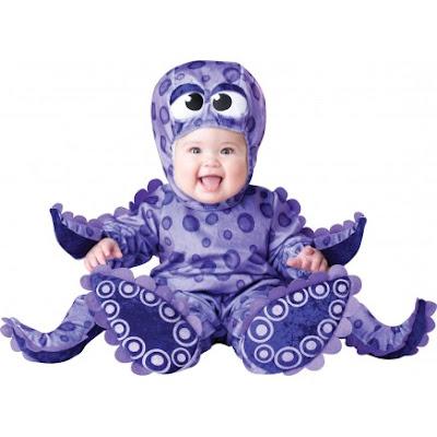 Disfraz Pulpito Baby