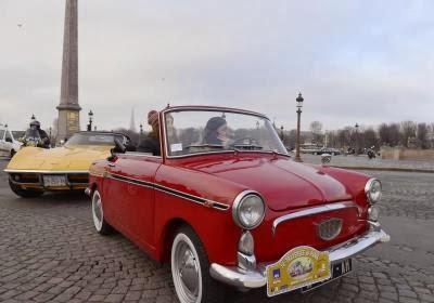 FRANCE-TOURISM-AUTO-VINTAGE-PARADE