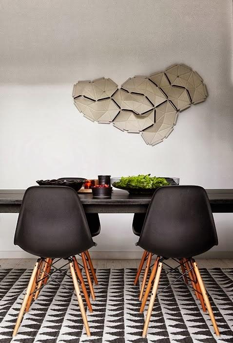 Eames chair decor
