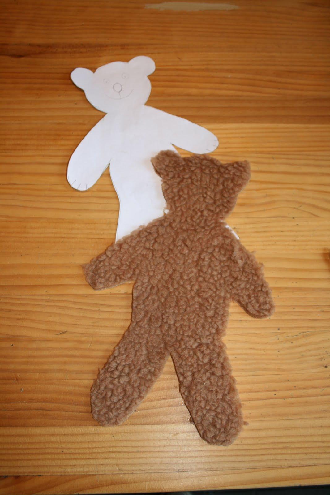 alles-selbstgenaeht : teddy selber nähen- ganz einfach!! kostenlose