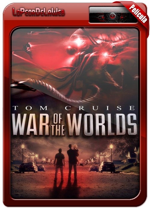 War of the Worlds (2005) [BrRip | Dual | Mega]