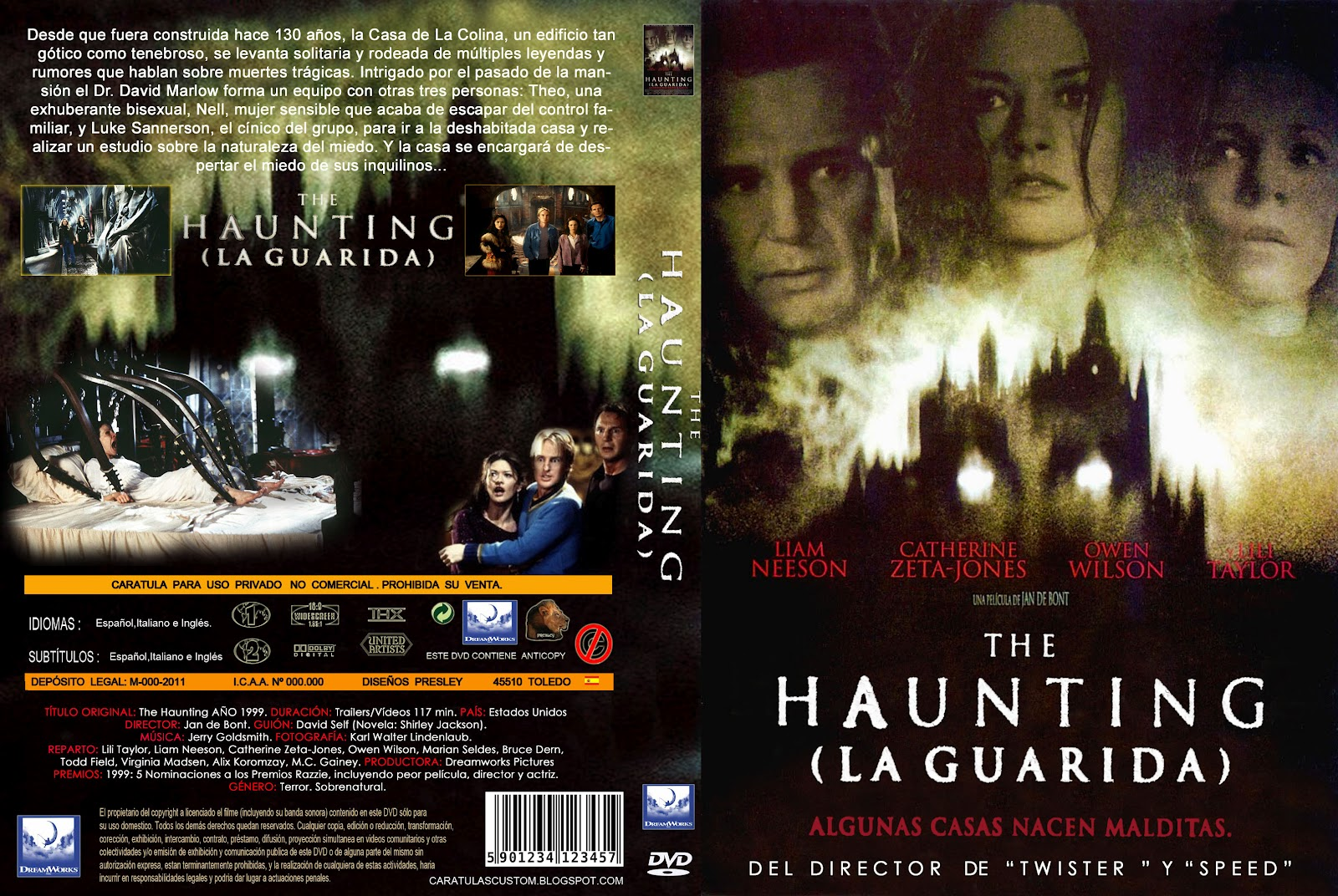 La Guarida DVD