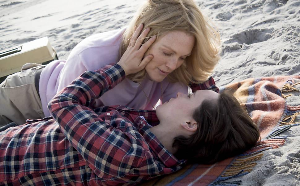 'O cinema está mudando', diz Julianne Moore sobre a temática LGBT
