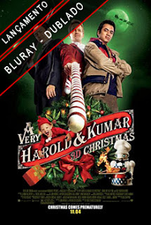 O Natal Maluco de Harold e Kumar Dublado 2011
