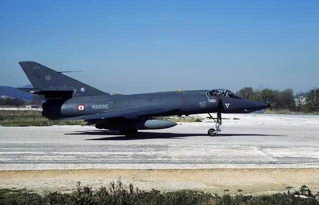 Dassault étendard IV M