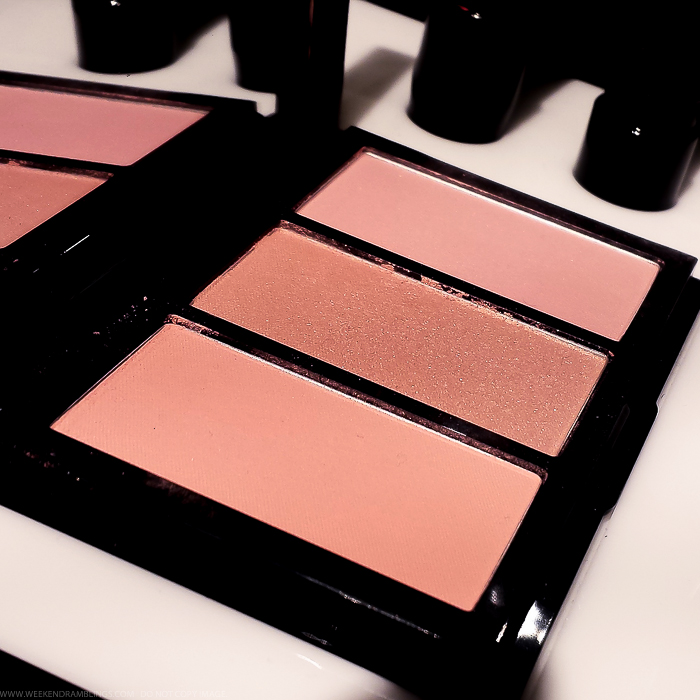 Bobbi Brown Kate Upton Hot Cheek Blush Palette Calypso Spring 2015 Makeup Collection Photos