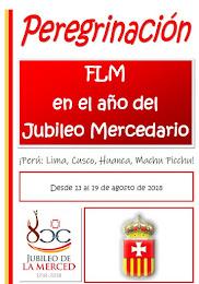 PEREGRINACIÓN Fraternidad Laical Mercedaria