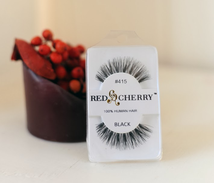 Red Cherry Lashes Style #415