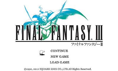 FINAL FANTASY III 1.0.7 Apk Full Version Data Files Download-iANDROID Games