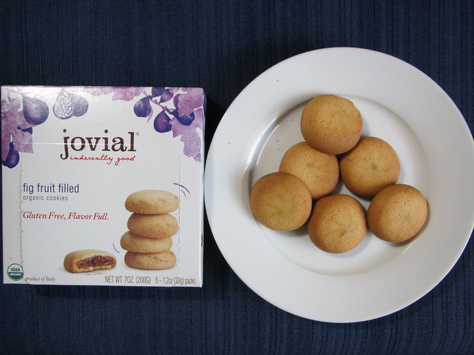 Gluten Free Replacement for Fig Newtons (Product Review: Jovial Fig ...