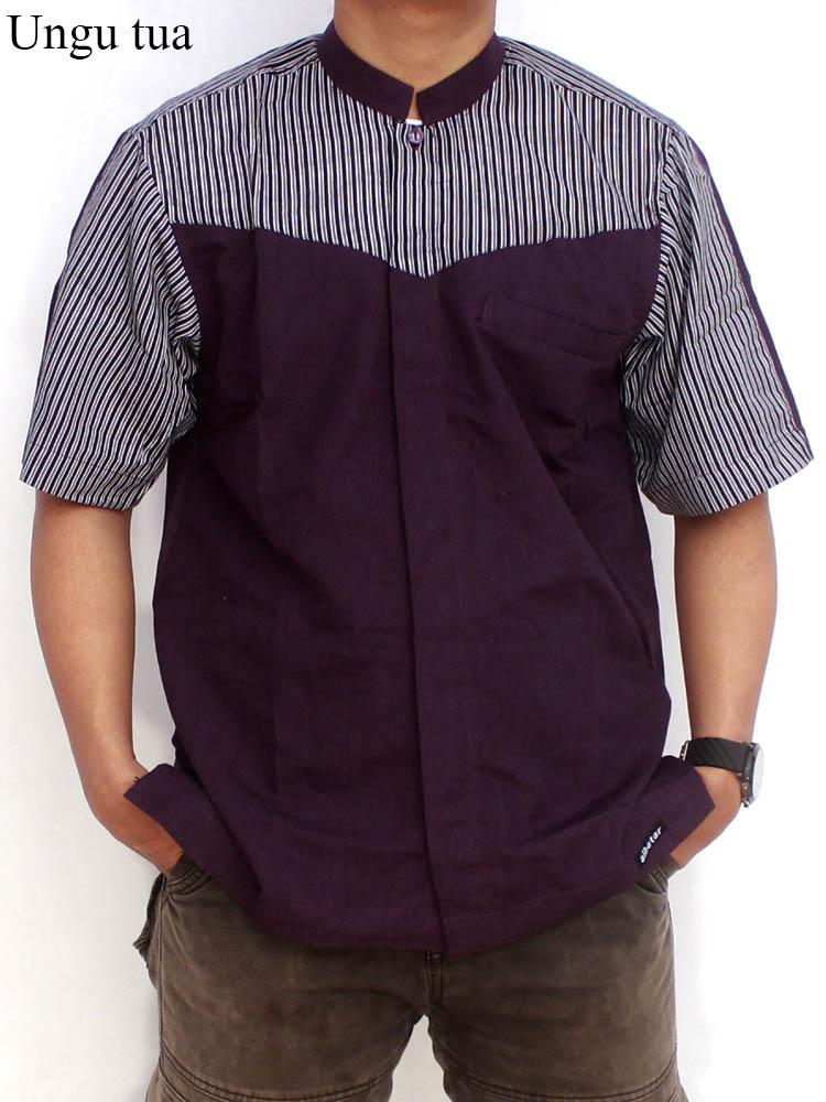 Dapatkan harga spesial unutk Baju Koko Albatar BK323 di Busana Muslim  dab504aa35
