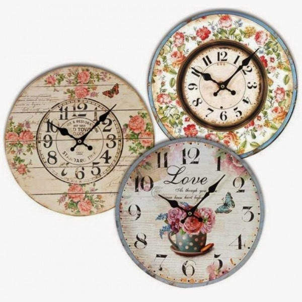 Relojes bonitos de pared relojes para cocina - Reloj de pared para cocina ...