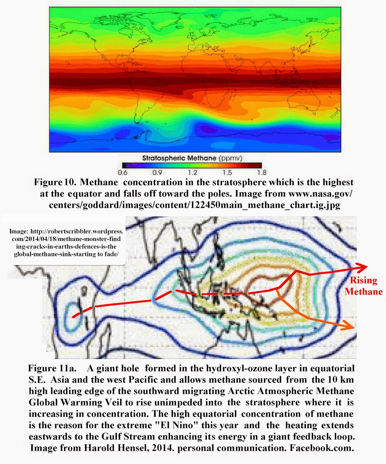 Arctic news arctic atmospheric methane global warming veil for Global shows