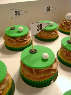 Party Frosting: Golf Party Ideas/Inspiration
