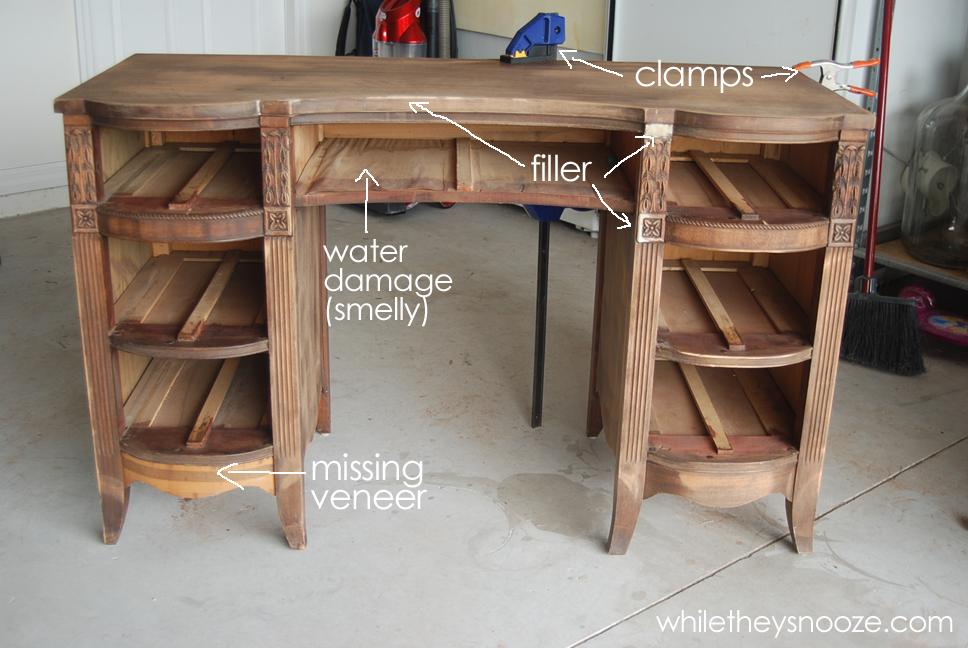 Furniture Makeovers Trash To Treasure Just B Cause