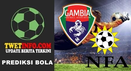 Prediksi Gambia vs Namibia