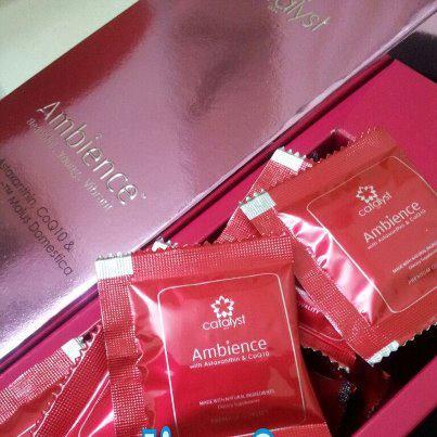Catalyst Ambience untuk  kecantikan kulit
