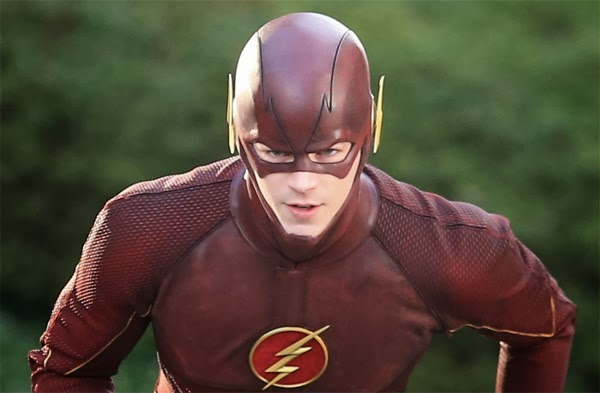 The Flash: Video e imágenes de Grant Gustin y su traje en movimiento