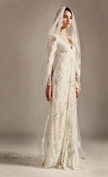 Jessamine Wedding Dress - Temperley London