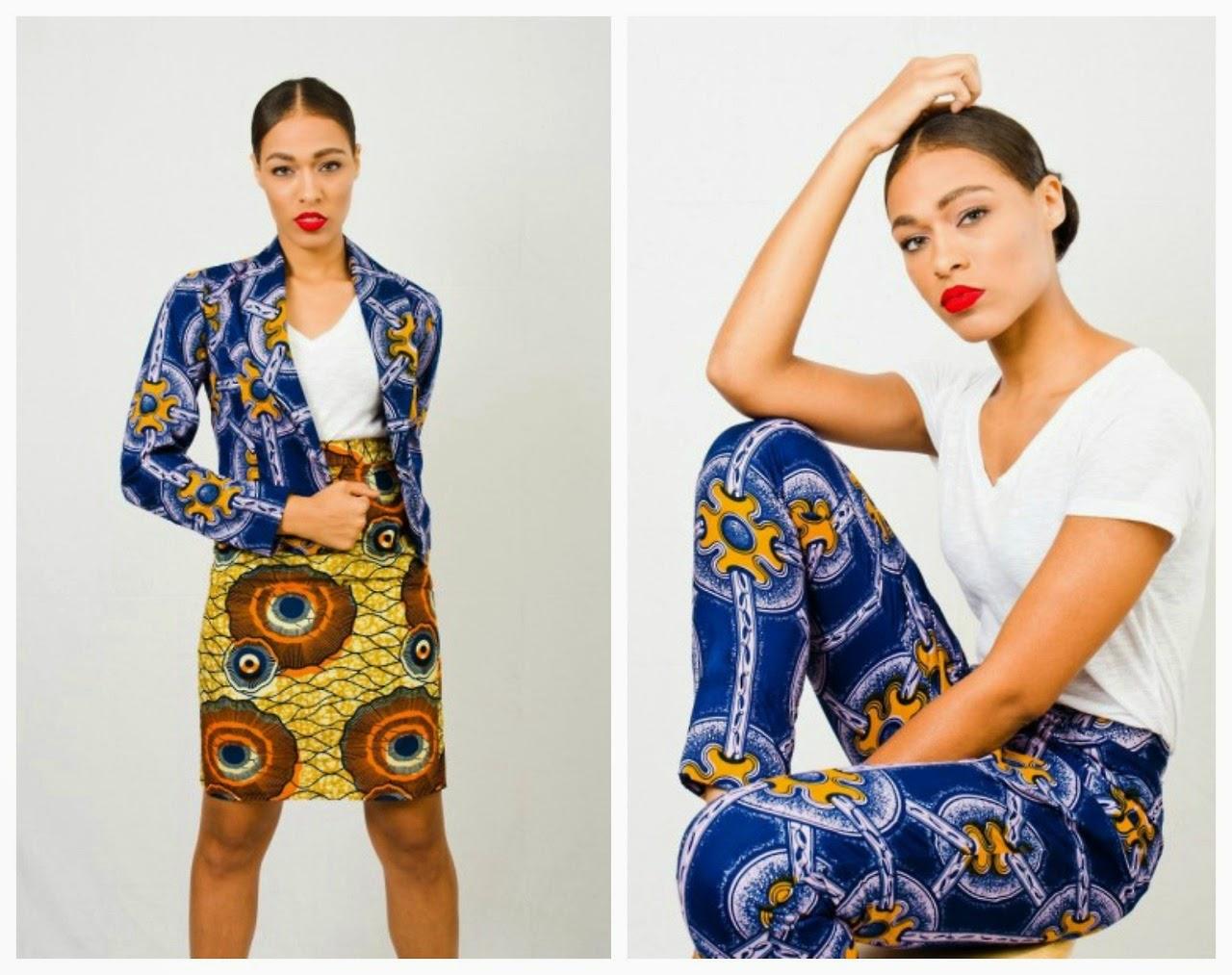 Ankara Fashion Trends in NIgeria