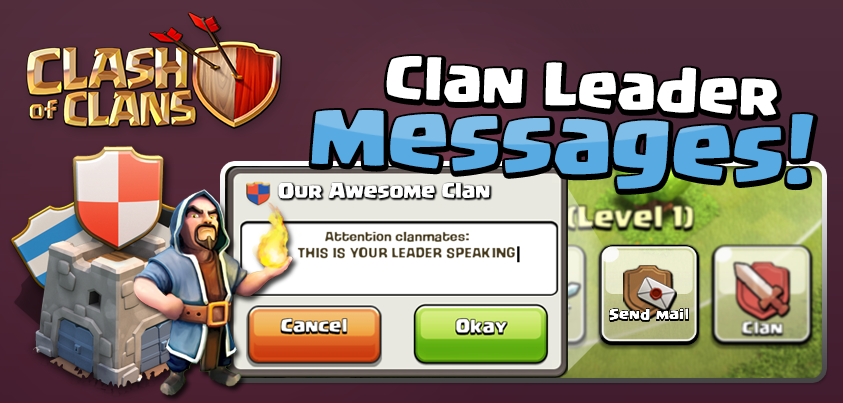 Clash of Clans Cool Clan Names