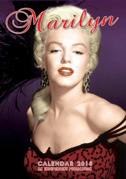 Calendario Marilyn Monroe 2015