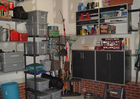 Ordenar el garaje y aprovechar el espacio ideas para - Muebles para garaje ...