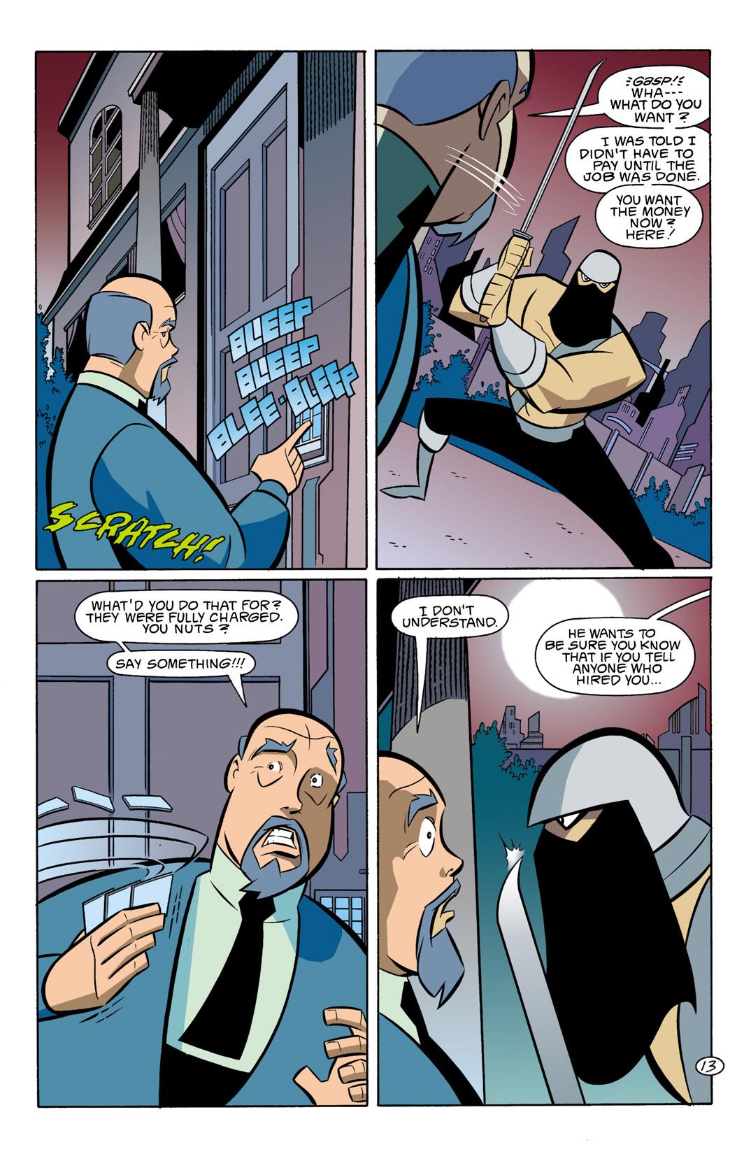 Batman Beyond [II] Issue #9 #9 - English 14
