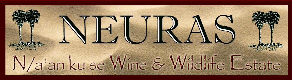 Neuras: N/a'an ku se Wine and Wildlife Estate