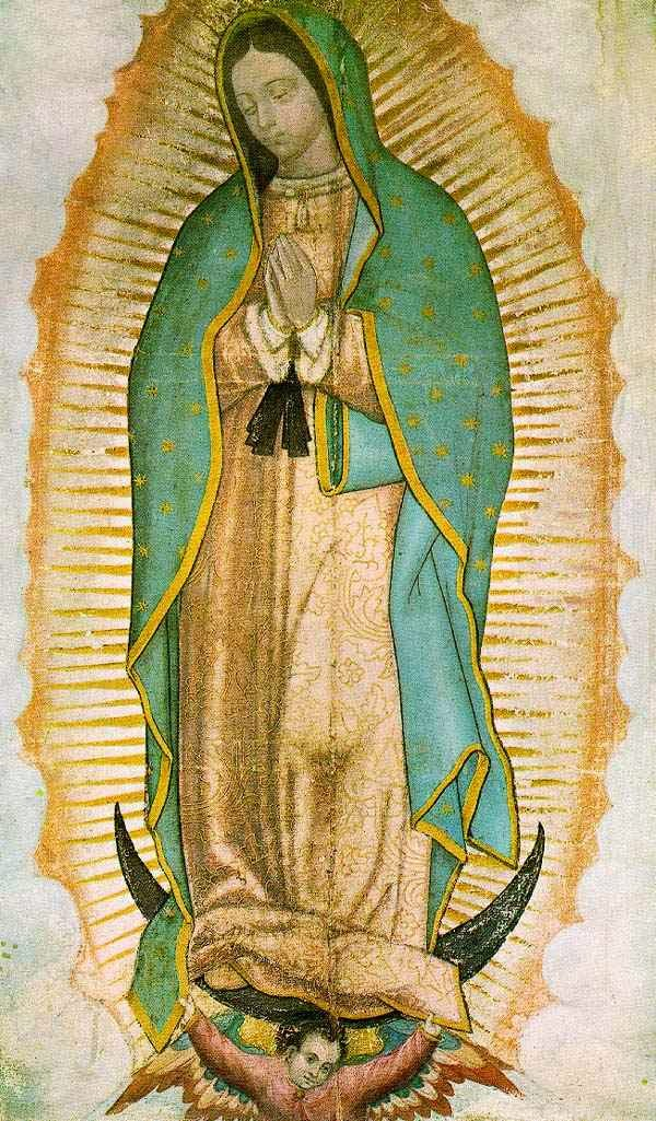 Just a Catholic: Mary - the Mother of EVERY Christian, Intercedes ...