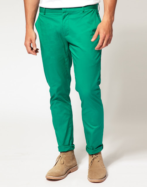 With what green chinos goes What To