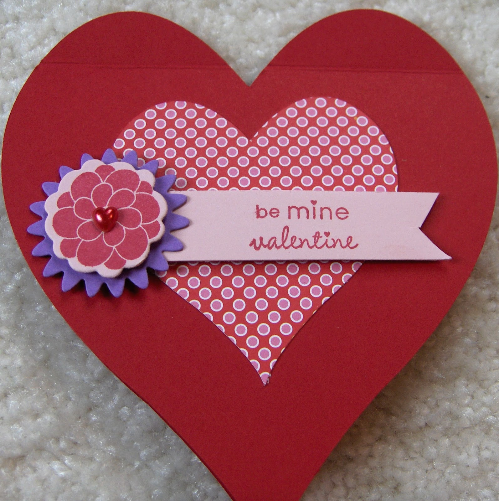 Crafty Magra Valentine Hearts – Different Valentines Cards
