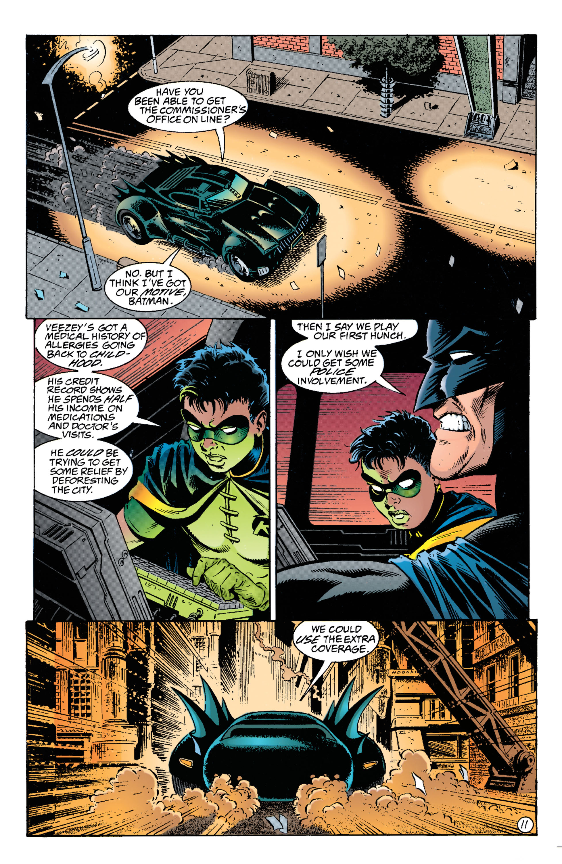 Detective Comics (1937) Issue #694 Page 11