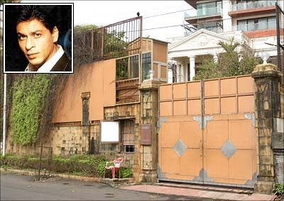 Free Wallpapers Shahrukh Khan House