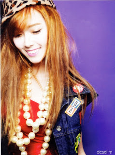 SNSD Jessica I Got A Boy Photobook 09