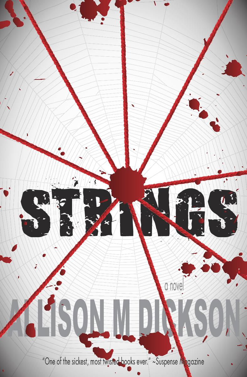 Experience Allison's Top-Selling Contemporary Horror