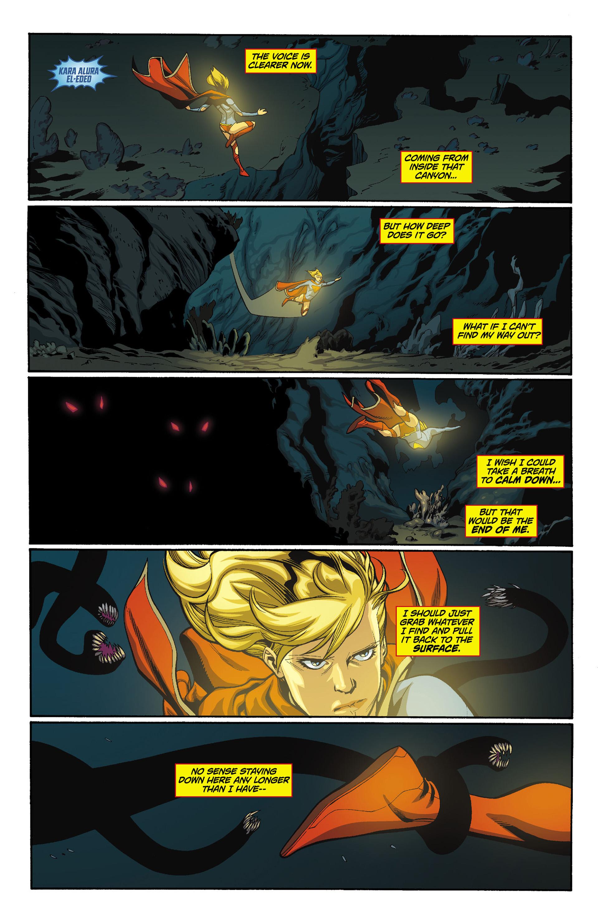 Supergirl (2011) Issue #12 #14 - English 10