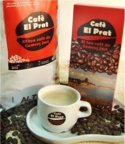 Cafè El Prat, el teu cafè de comerç just!