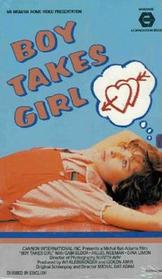 Мальчик нравится девочке / Ben Loke'ah Bat / Boy Takes Girl.