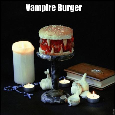 Jenis-jenis Burger (10 Gambar)