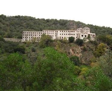 monasterio Santa Maria de los Angeles