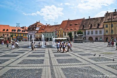 Transilvania es una región de Rumania