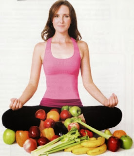 Terapi makanan untuk penyembuhan