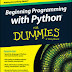 Download Beginning Programming with Python For Dummies Ebook